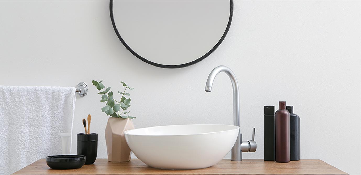洗面室のリフォーム